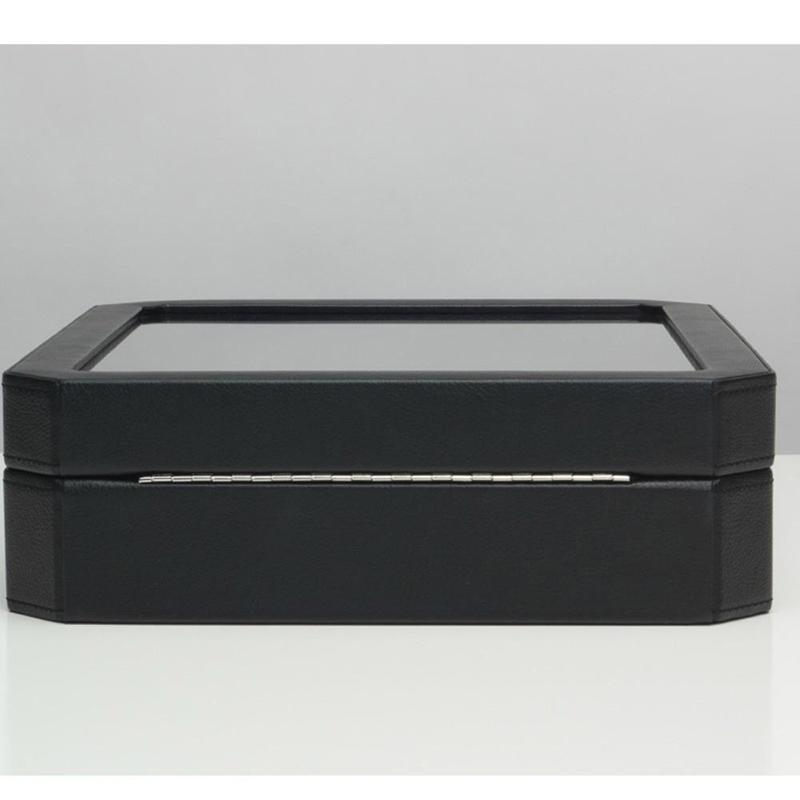 Черная шкатулка Wolf 1834 Windsor для хранения часов