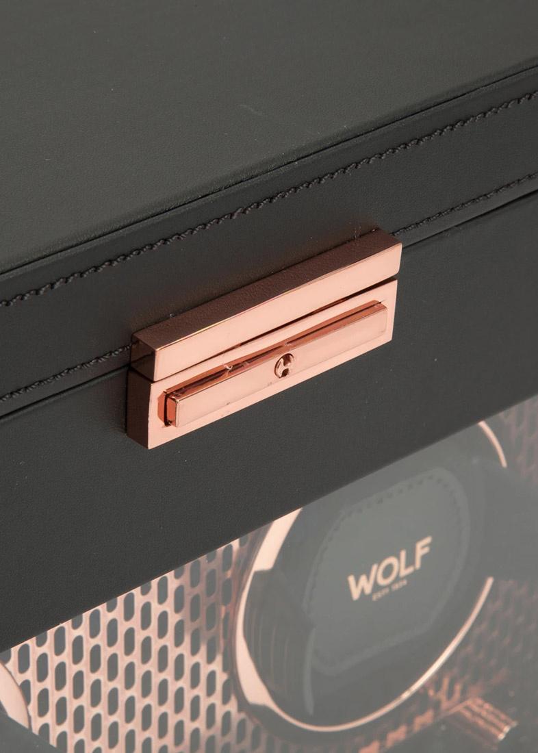 Шкатулка Wolf 1834 Axis для подзавода