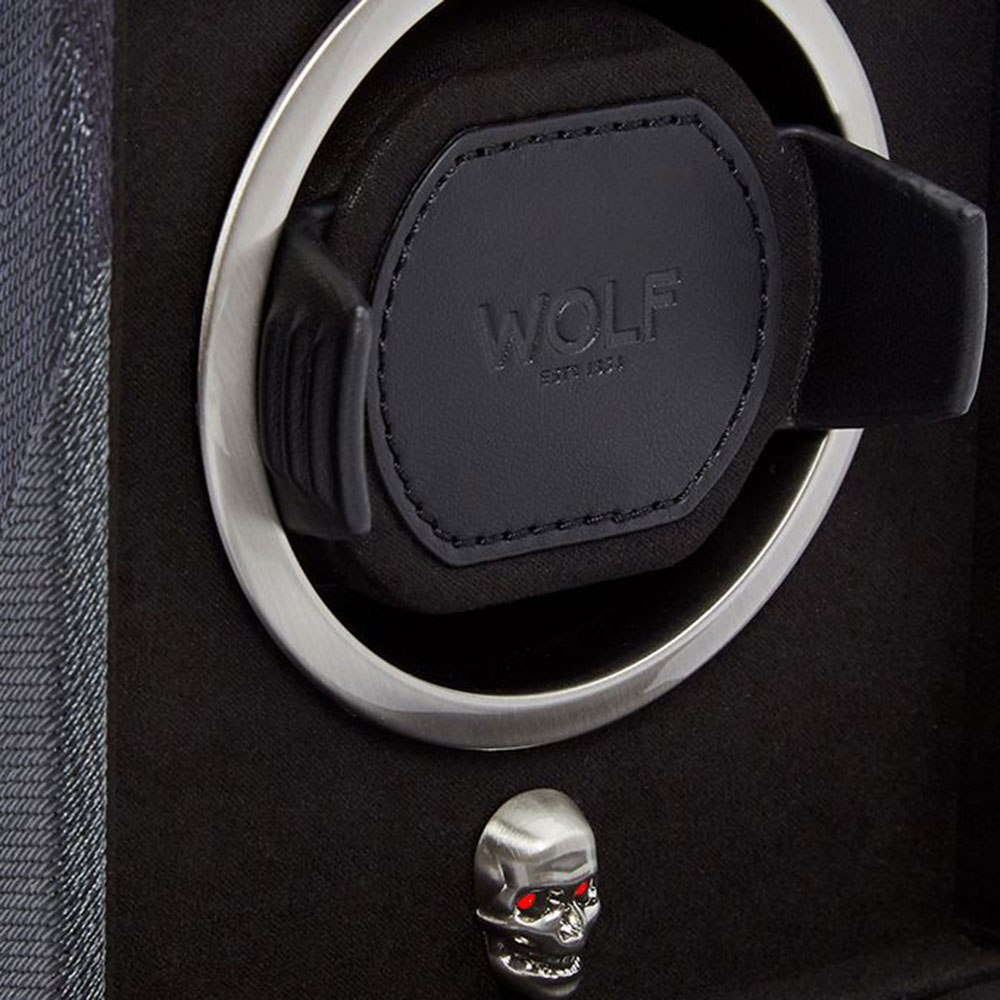 Тайммувер Wolf 1834 для подзавода часов с декором