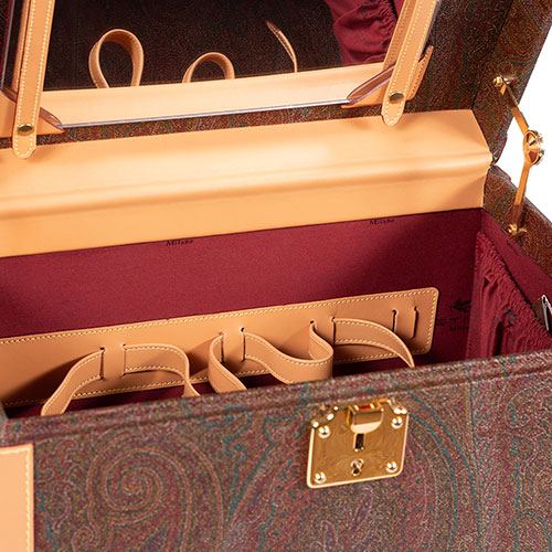 Шкатулка для украшений Etro с принтом, фото
