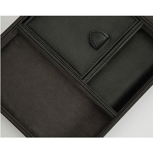 Черный планшет Wolf 1834 Blake для украшений, фото