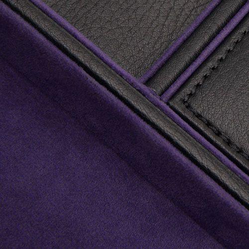 Планшет для украшений Wolf 1834 черно-фиолетовый, фото
