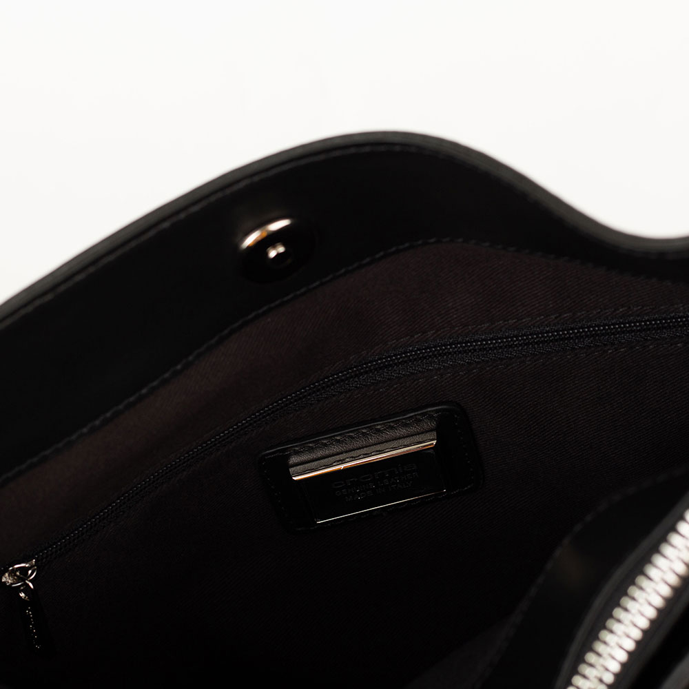 Сумка Cromia Attractive черного цвета