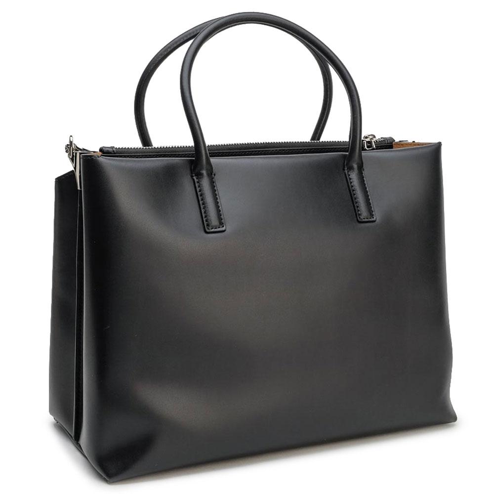 Черная сумка Ermanno Ermanno Scervino с большой буквой