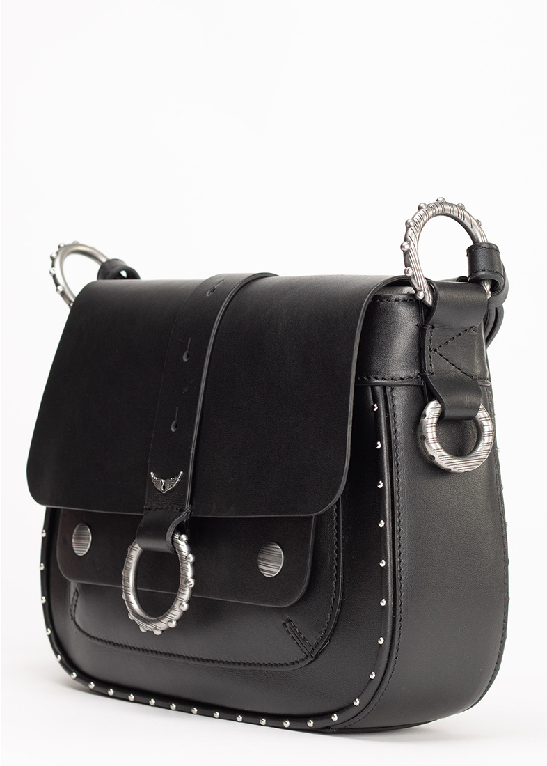 Женская сумка Zadig & Voltaire Kate Smooth из гладкой кожи