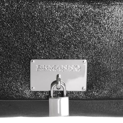 Флеп-бег Ermanno Ermanno Scervino Giuditta черного цвета, фото