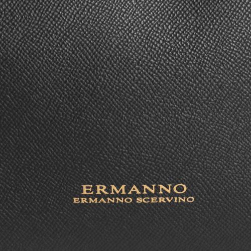 Сумка-тоут Ermanno Ermanno Scervino Gianna черного цвета, фото