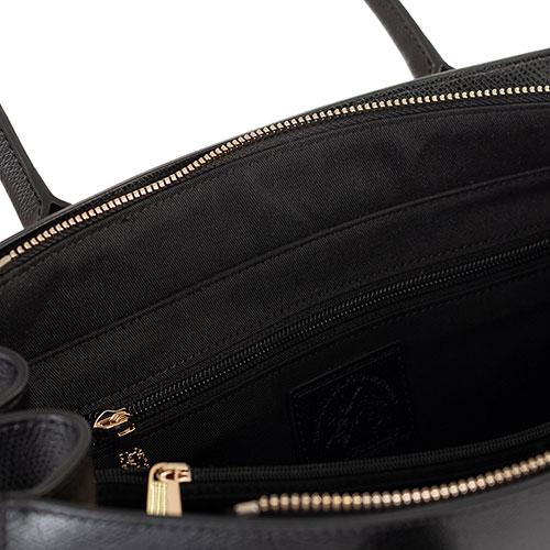 Сумка-тоут Lа Martina Nevada в черном цвете, фото