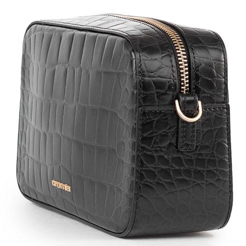 Прямоугольная сумка Cromia с тиснением кроко, фото