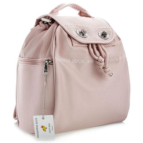 Рюкзак Mandarina Duck в розовом цвете, фото