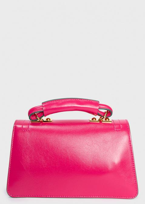 Розовая сумка Marni трапециевидной формы, фото