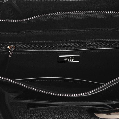 Сумка-тоут Cavalli Class Lalie с металлическим логотипом, фото