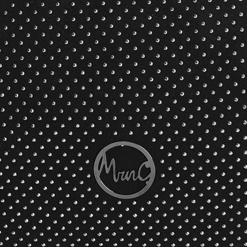 Сумка-тоут Marina Creazioni с декором черного цвета, фото