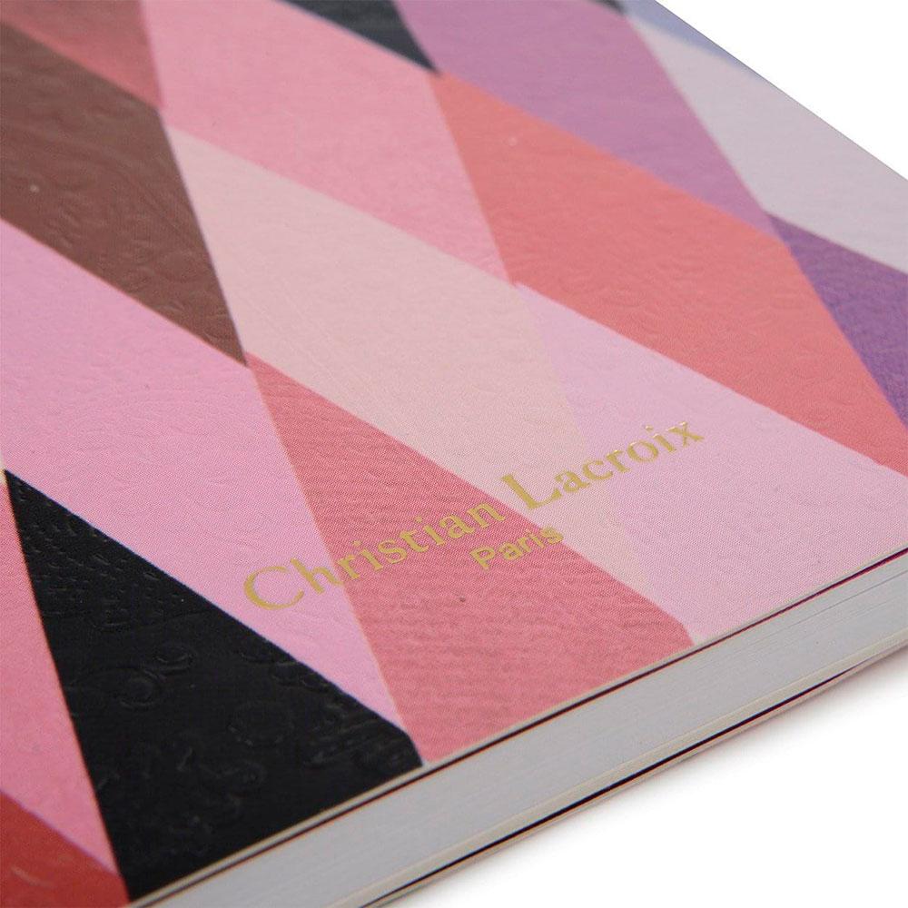 Блокнот Christian Lacroix Mascarade Myrtille Paseo формата А6