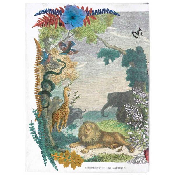 Блокнот Christian Lacroix Wild Nature формата А6