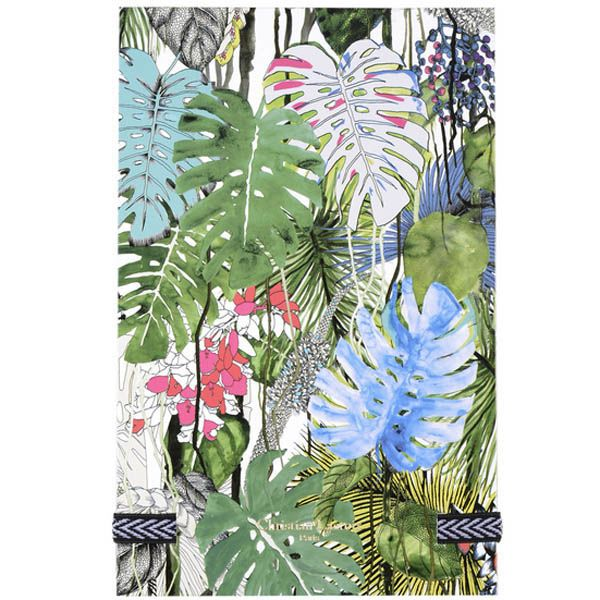 Вертикальный блокнот Christian Lacroix Jardin Exo-Chic формата А6
