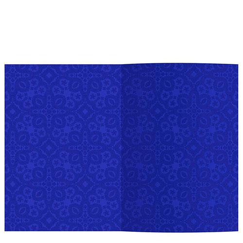 Маленький блокнот Christian Lacroix Outremer Paseo формата А6 , фото