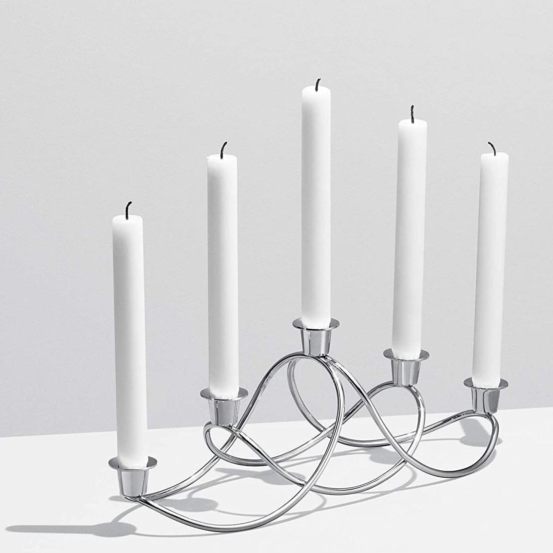 Подсвечник для 5 свечей Georg Jensen Glow 14,3см