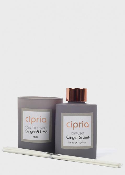 Ароманабор Mercury Cipria Ginger Lime, фото