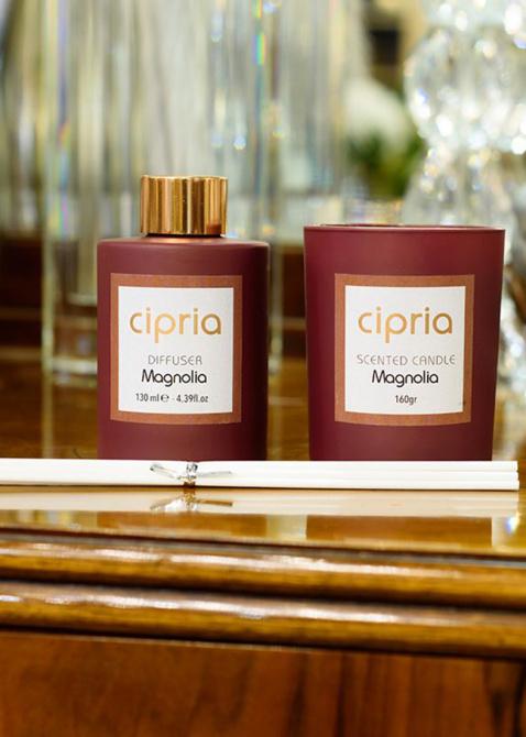 Ароманабор Mercury Cipria Magnolia, фото