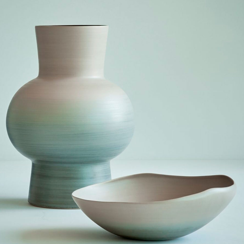 Ваза Rina Menardi Royal Vase 32см красного цвета