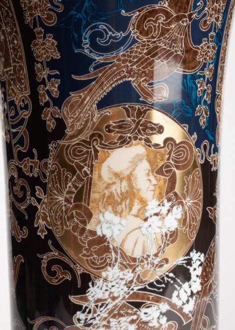 Ваза фарфоровая Rosenthal Heritage Dynasty, фото