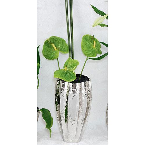 Металлическая ваза HOFF Interieur Milano 38см, фото
