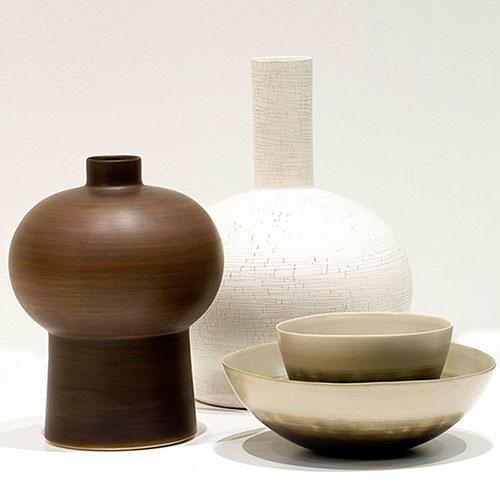 Ваза Rina Menardi Royal Vase 42см черного цвета, фото