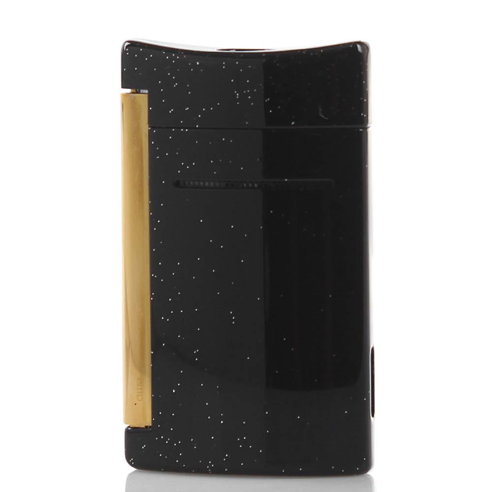 Зажигалка S.T.Dupont MINIJET черного цвета