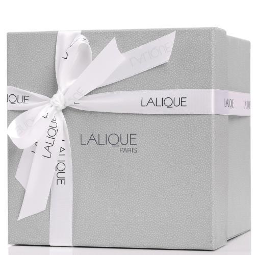 Пепельница Lalique Gao прозрачный хрусталь, фото