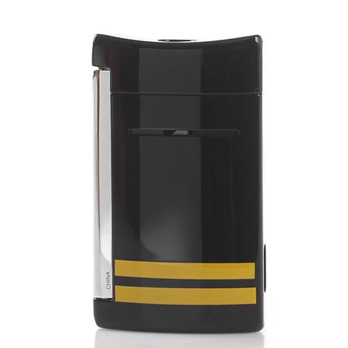Зажигалка S.T.Dupont MINI JET ALL BLACK , фото