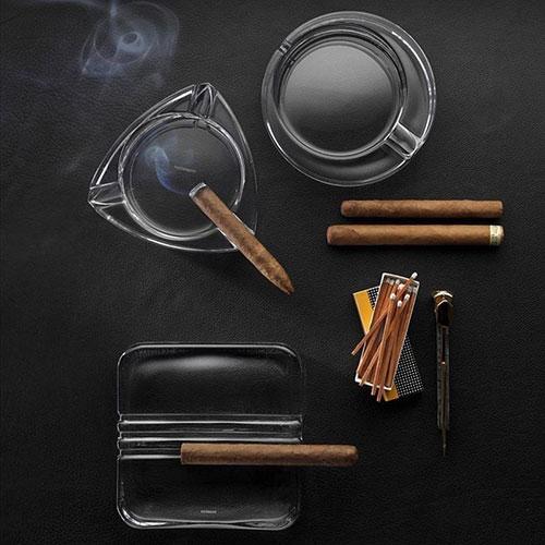 Пепельница треугольная для сигар Nachtmann Cigar 16см, фото