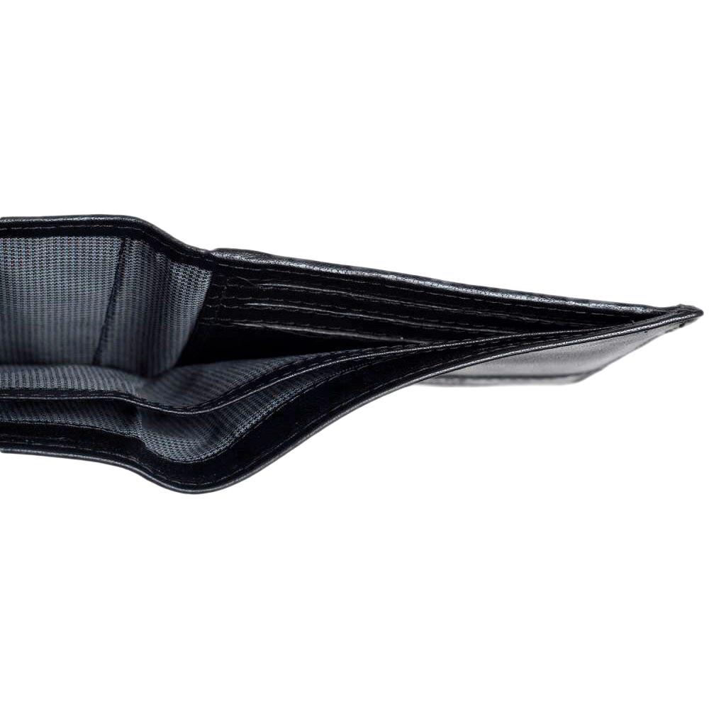 Мужское портмоне Spikes&Sparrow черного цвета