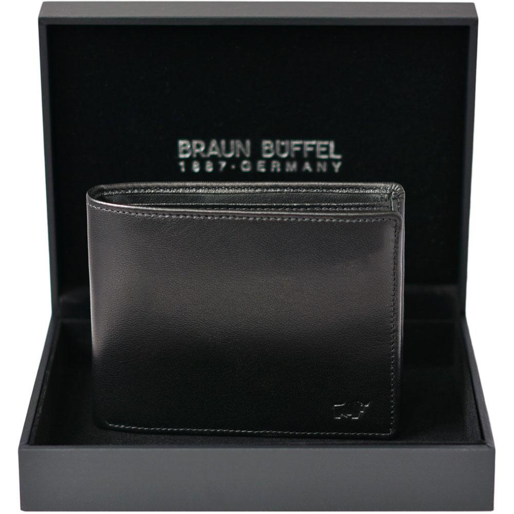 Портмоне Braun Bueffel Frankfurt с карманом для монет