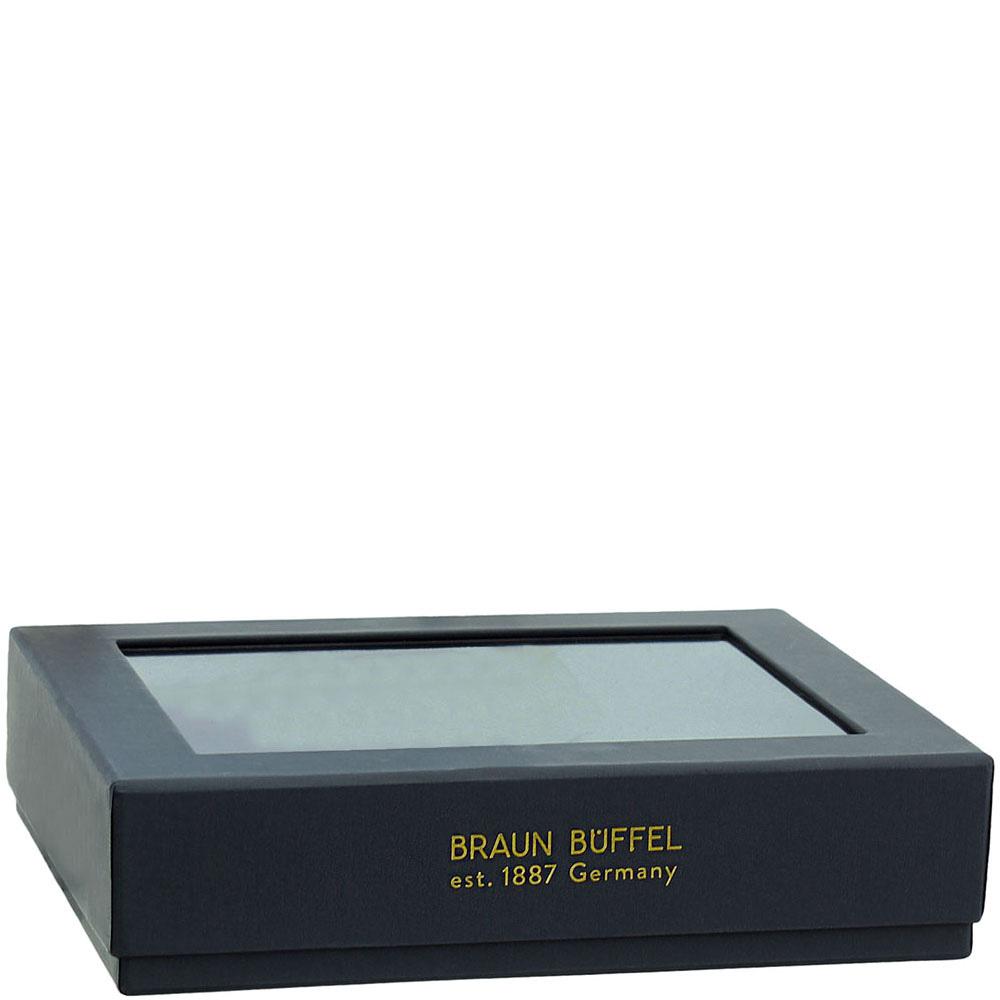 Портмоне Braun Bueffel Cambridge коричневого цвета