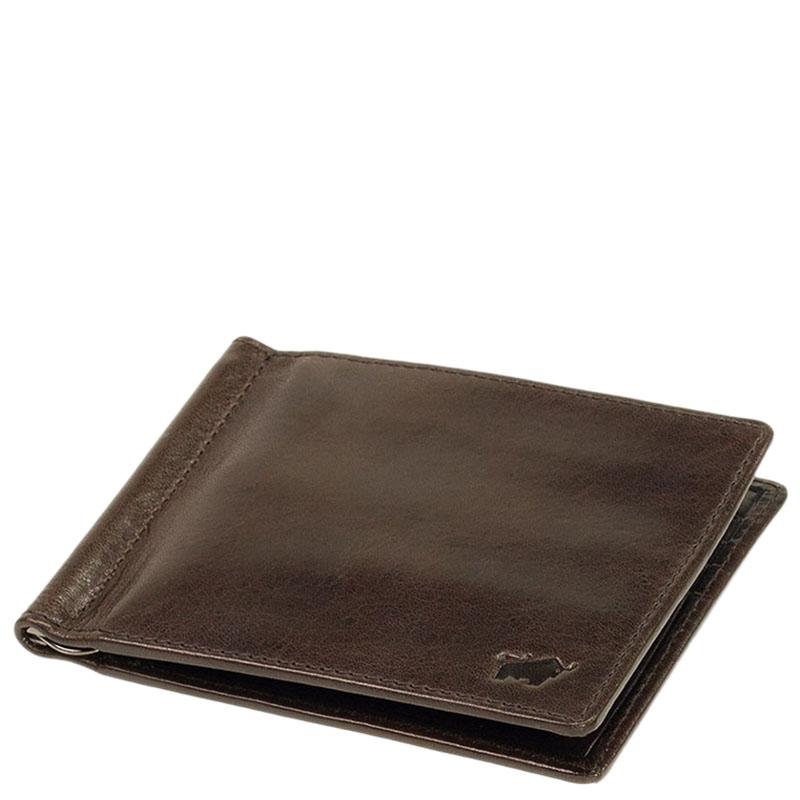 Портмоне Braun Bueffel Arezzo темно-коричневого цвета