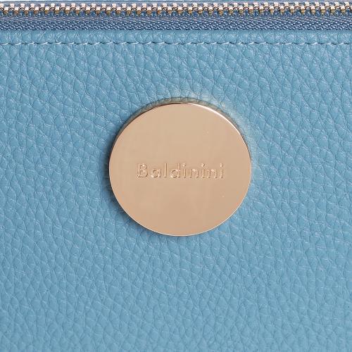 Женский кошелек Baldinini Margaret голубого цвета, фото