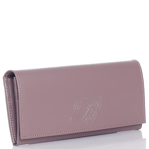 Женский кошелек Blumarine Lily розового цвета, фото