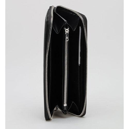 Кошелек Calvin Klein в черном цвете, фото