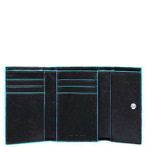 Портмоне Piquadro Bl Square с отделением для 6 кредитных карт , фото