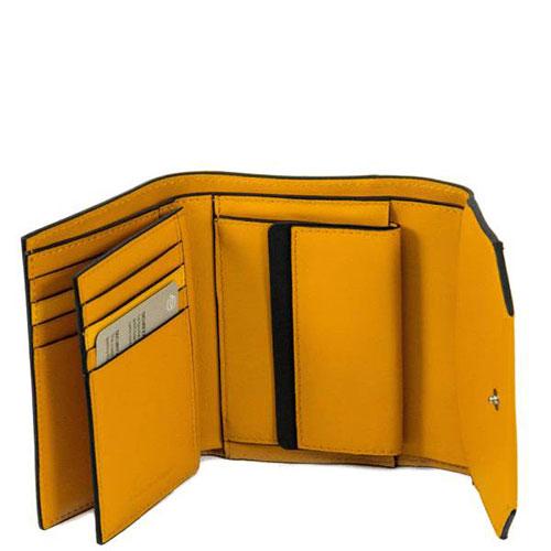 Портмоне Piquadro Muse с отделением для 12 кредитных карт , фото