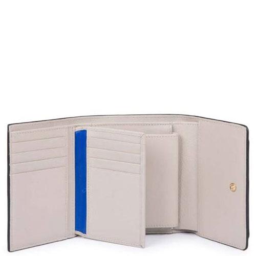 Портмоне Piquadro Splash с отделением для 12 кредитных карт, фото