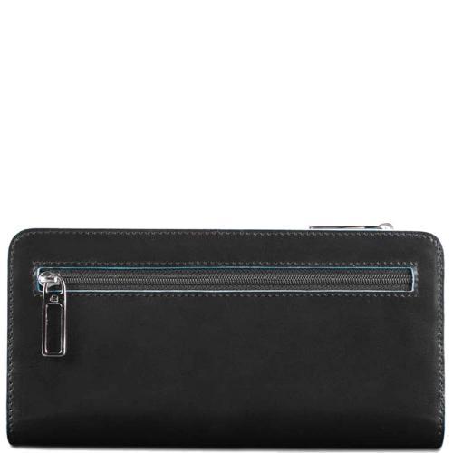 Женское портмоне Piquadro BL Square черного цвета, фото