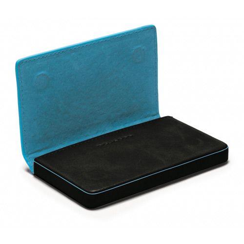 Визитница Piquadro Blue square для своих визиток , фото
