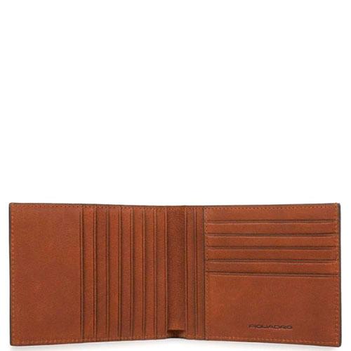 Портмоне Piquadro Bk Square с отделением для карт , фото