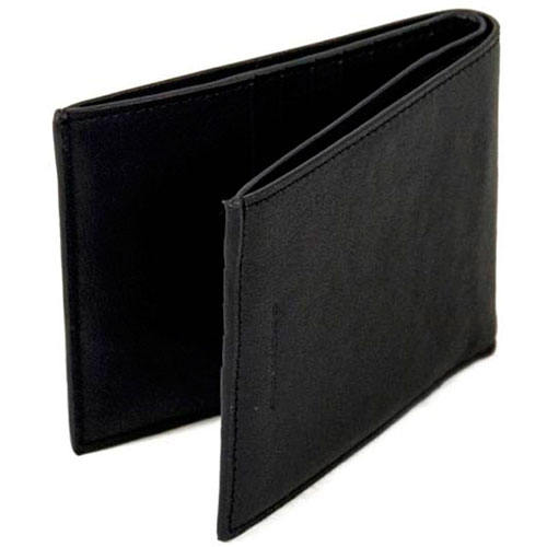 Черное портмоне Piquadro Bk Square с отделением для карт и RFID защитой , фото