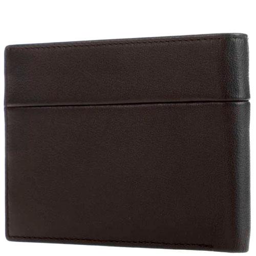 Черное портмоне Piquadro Urban с отделением для карт, фото