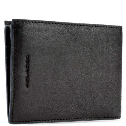 Мужское портмоне Piquadro B2S с отделением для монет , фото