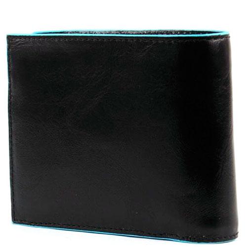 Портмоне Piquadro Bl Square с отделением для монет и карт , фото