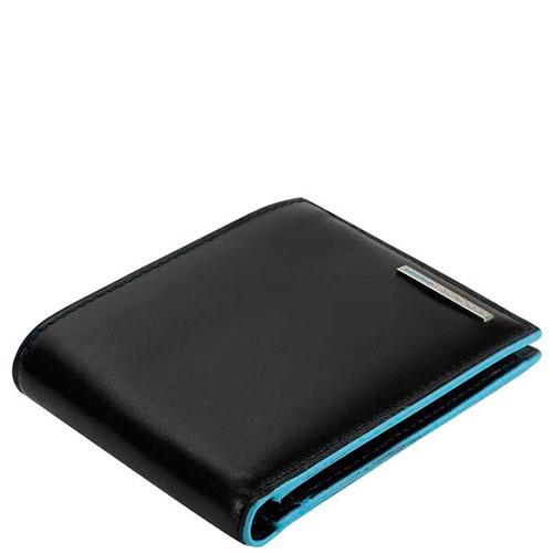 Портмоне Piquadro Bl Square с RFID защитой , фото